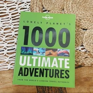 Lonely Planet | 1,000 Ultimate Adventures Book